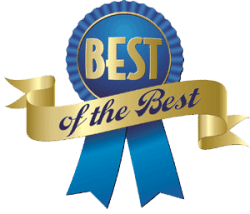 Best of The Best Ribbon Chiropractor