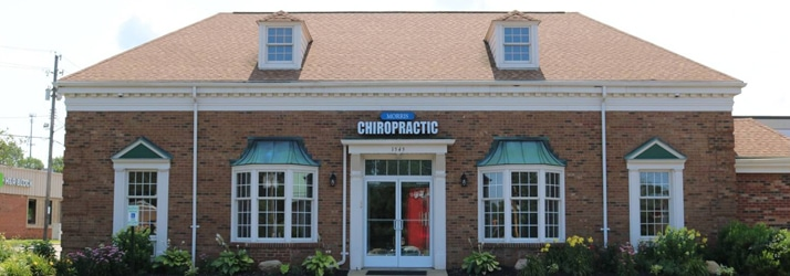 Chiropractic Painesville OH Office Building